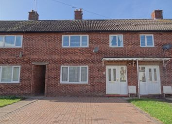 Thumbnail 3 bed terraced house to rent in Cordwell Park, Wem, Shrewsbury