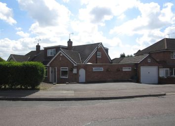 Thumbnail 4 bed semi-detached house for sale in Warren Road, Enderby, Leicester