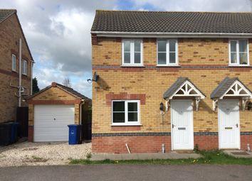 Thumbnail 3 bed semi-detached house to rent in Juniper Way, Gainsborough