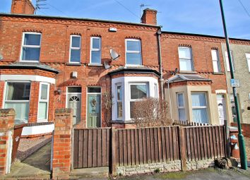 Thumbnail 2 bed terraced house for sale in Hampstead Road, Mapperley, Nottingham