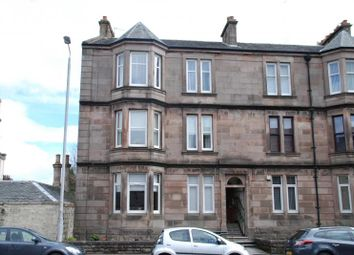 Thumbnail 1 bed flat to rent in Brougham Street, Greenock