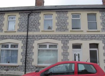 Thumbnail 2 bed terraced house to rent in Coronation Street, Barry, Vale Of Glamorgan