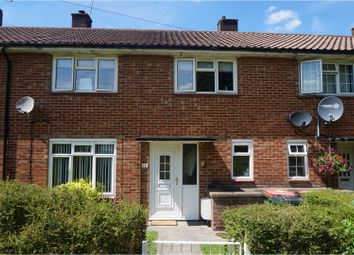 Thumbnail 3 bed terraced house for sale in Bodiam Close, Crawley