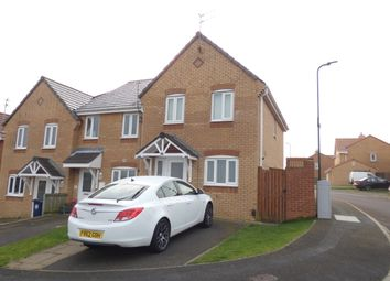 Thumbnail 3 bed semi-detached house for sale in Badminton Avenue, Skelton-In-Cleveland