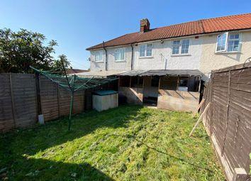 3 bed terraced house for sale in Islip Gardens, Burnt Oak, Edgware HA8