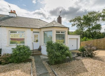 Thumbnail 2 bed semi-detached bungalow for sale in Marionville Road, Meadowbank, Edinburgh