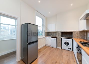 Thumbnail 3 bed flat to rent in Bishops Park Road, London