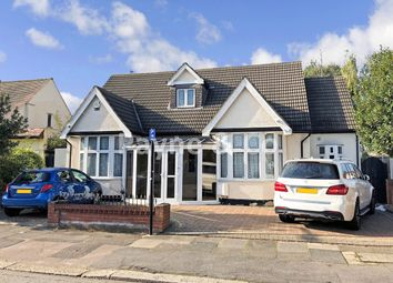 Thumbnail 6 bed detached bungalow for sale in Gyllyngdune Gardens, Seven Kings