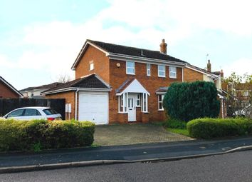 Thumbnail 4 bed detached house for sale in Celandine Way, Evesham