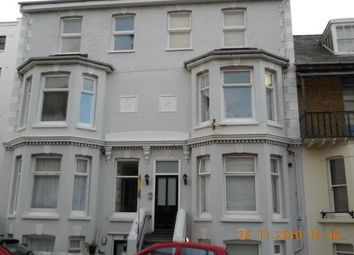 Thumbnail 1 bed flat to rent in Sondes Road, Deal