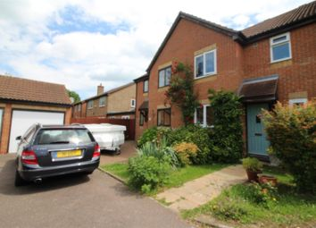 Thumbnail 3 bedroom semi-detached house for sale in Fogerty Close, Enfield