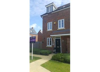 Thumbnail 3 bed semi-detached house for sale in The Jumps, Bedford