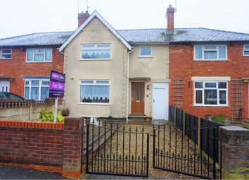 Thumbnail 3 bedroom terraced house for sale in Deepmore Avenue, Walsall