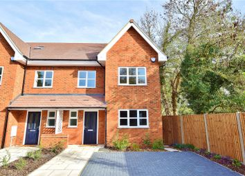 Thumbnail 3 bed semi-detached house for sale in Clover Cottages, Hill End Road, Harefield, Uxbridge