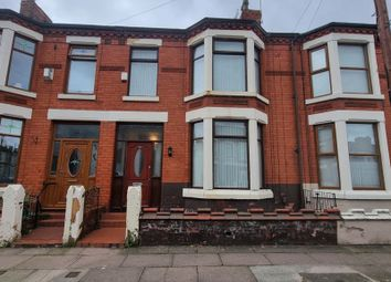 Thumbnail 3 bed terraced house for sale in Mauretania Road, Walton, Liverpool