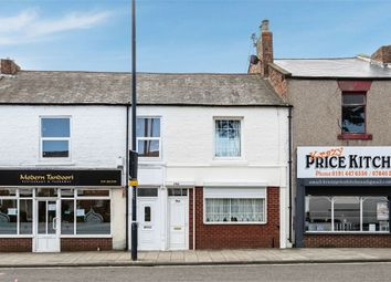 Thumbnail 2 bed terraced house for sale in High Street West, Wallsend, Tyne And Wear