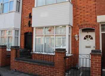 Thumbnail 3 bed terraced house for sale in Freeman Road North, Off Uppingham Road, Humberstone