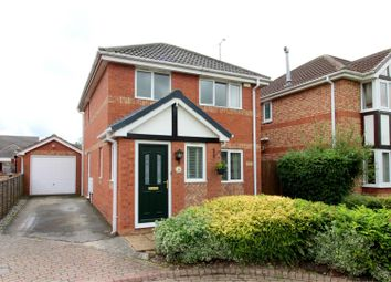 Thumbnail 3 bedroom detached house for sale in Hill Crest Drive, Beverley