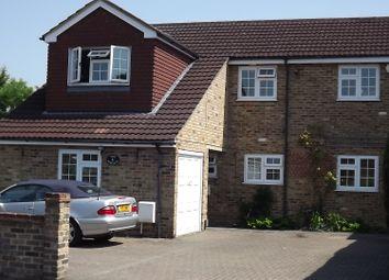 Thumbnail 6 bed detached house for sale in Sandy Lane, Farnborough