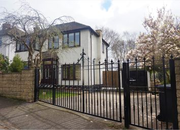 Thumbnail 3 bed detached house for sale in Haigh Wood Crescent, Leeds