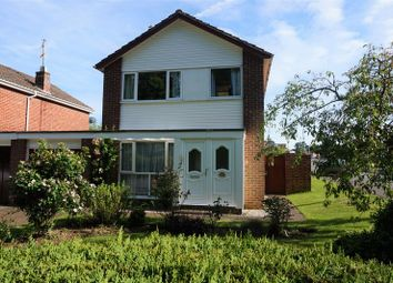 Thumbnail 3 bedroom detached house for sale in Grove Road, Speen, Newbury