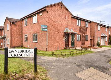 Thumbnail 2 bed semi-detached house for sale in Danebridge Crescent, Oakwood, Derby