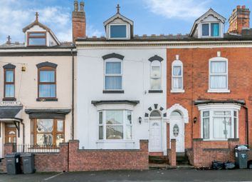 Thumbnail 5 bed terraced house for sale in Western Road, Birmingham