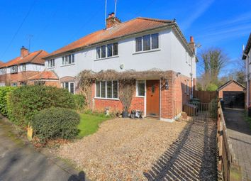Thumbnail 4 bed semi-detached house for sale in Langdale Avenue, Harpenden