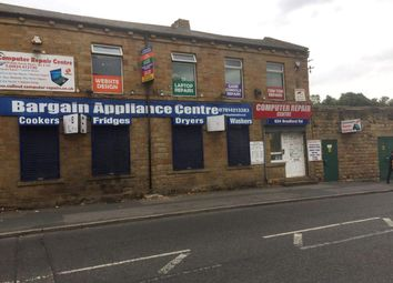Thumbnail Retail premises for sale in Bradford Road, Birstall, Batley