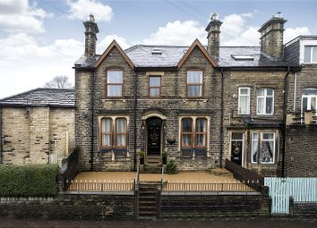 Thumbnail 5 bed terraced house for sale in Shay Lane, Holmfield, Halifax