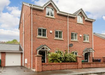 Thumbnail 4 bedroom semi-detached house for sale in French Barn Lane, Manchester