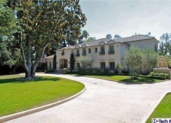 Thumbnail 7 bed property for sale in 2001 South Oak Knoll Avenue, San Marino, Ca, 91108