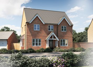 "Thumbnail 4 bed detached house for sale in ""The Arlington"" at Banbury Road, Southam"