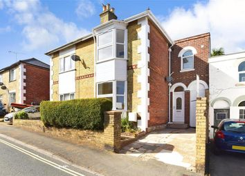 Thumbnail 4 bed semi-detached house for sale in Park Road, Ryde, Isle Of Wight