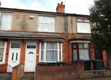Thumbnail 3 bed property to rent in Harefield Road, Stoke, Coventry