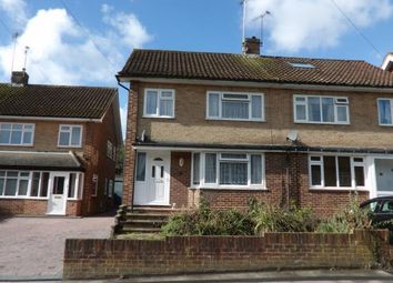 Thumbnail 3 bed semi-detached house for sale in Hillside Close, Billericay