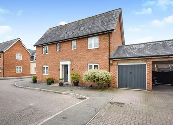 Thumbnail 4 bed link-detached house for sale in Temple Way, Rayleigh