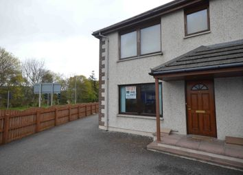 Thumbnail 2 bed flat to rent in Barn Church Road, Culloden, Inverness