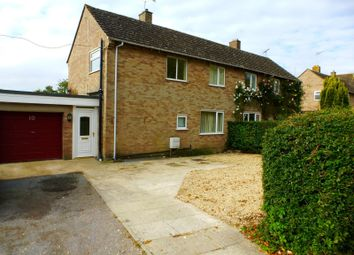 Thumbnail 3 bedroom semi-detached house to rent in Faulkners Close, Fairford