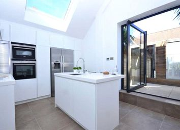 Thumbnail 3 bed flat to rent in Oppidan Apartments, Linstead Street, West Hampstead, London