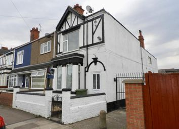 Thumbnail 4 bed terraced house for sale in Grant Street, Cleethorpes