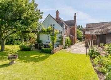 Thumbnail 3 bed detached house for sale in Church Street, Twyford, Buckingham, Buckinghamshire
