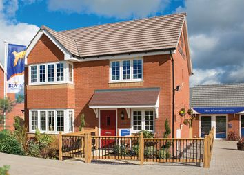 "Thumbnail 4 bed detached house for sale in ""The Canterbury"" at Pixie Walk, Ottery St. Mary"