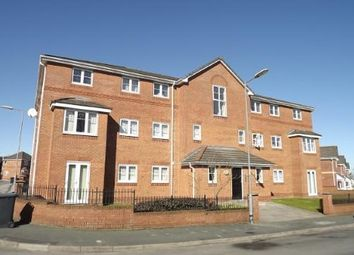 Thumbnail 2 bed flat for sale in Livingston Avenue, Manchester, Greater Manchester