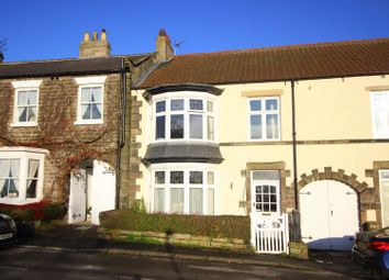 Thumbnail 4 bed terraced house for sale in Church View, Heighington Village, Newton Aycliffe