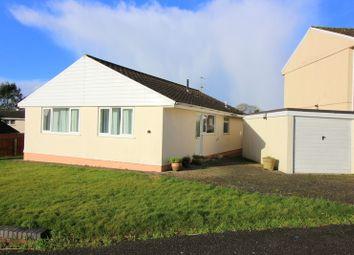 Thumbnail 3 bed detached bungalow for sale in Andrews Way, Hatt, Saltash