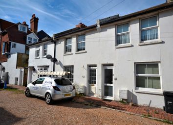 Thumbnail 2 bed terraced house for sale in Bath Road, Eastbourne