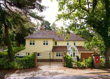 Thumbnail 6 bed detached house for sale in Dunyeats Road, Broadstone