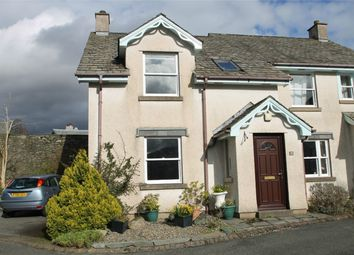 Thumbnail 2 bed semi-detached house for sale in 7 The Hollies, High Street, Keswick, Cumbria