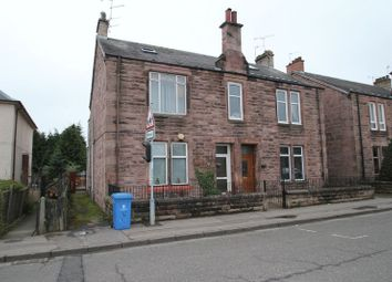 Thumbnail 1 bed flat for sale in Fairfield Road, Sauchie, Alloa